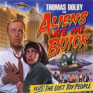 Alien's Ate My Buick