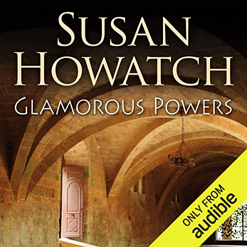 Glamorous Powers audiobook cover art