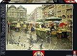 Puzzles Educa - Mercado de Basilea, Puzzle de 6000 Piezas (16024)