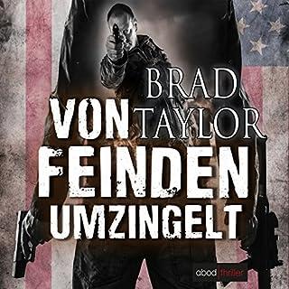 Von Feinden umzingelt                   Autor:                                                                                                                                 Brad Taylor                               Sprecher:                                                                                                                                 Stefan Lehnen                      Spieldauer: 13 Std. und 5 Min.     180 Bewertungen     Gesamt 4,4