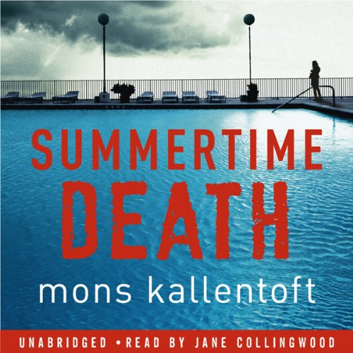 Couverture de Summertime Death