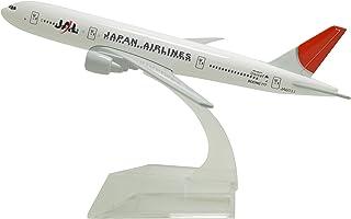 TANG DYNASTY 1/400 16cm 日本航空 Japan Airline JAL ボーイング B777 高品質合金飛行機プレーン模型 おもちゃ