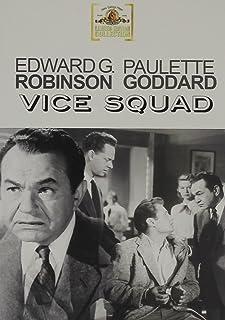 Vice Squad (1953) [DVD]