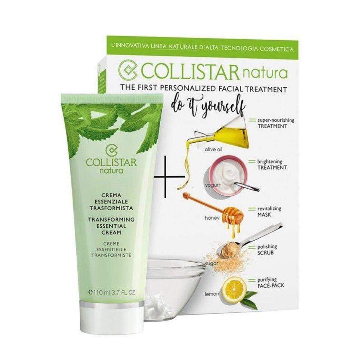 メーカー公式 Collistar Natura Trasforming Essential 110Ml Cream 定番から日本未入荷