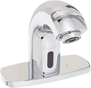 SLOAN VALVE COMPANY Lead Law Compliant SF2100 4 Electronic Pedestal Faucet S3362103