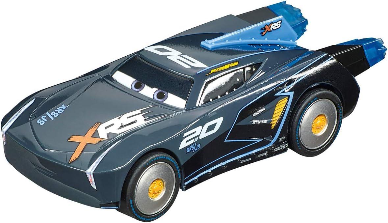 Carrera 64164 Disney Pixar Cars Jackson Storm Rocket Racer 1:43