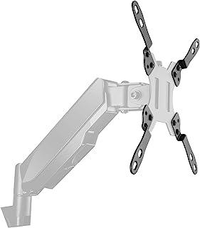 ONKRON rozszerzony adapter VESA do monitorów rozszerzony uchwyt VESA do 200x100, 200x200 mm A2G czarny