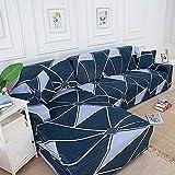 MKQB Funda de sofá de combinación de Esquina en Forma de L de...