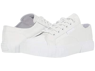 Superga 2630 Cownappau Sneaker (Total White) Women