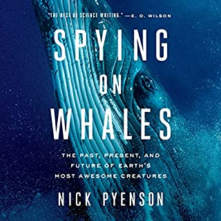 Spying on Whales cover art
