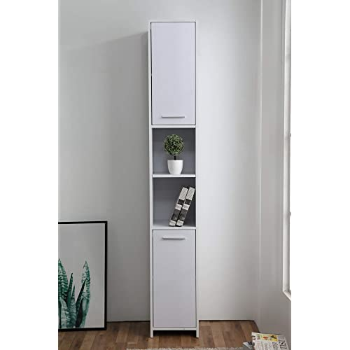 Awesome Tall Bathroom Cabinet Amazon Co Uk Download Free Architecture Designs Xaembritishbridgeorg