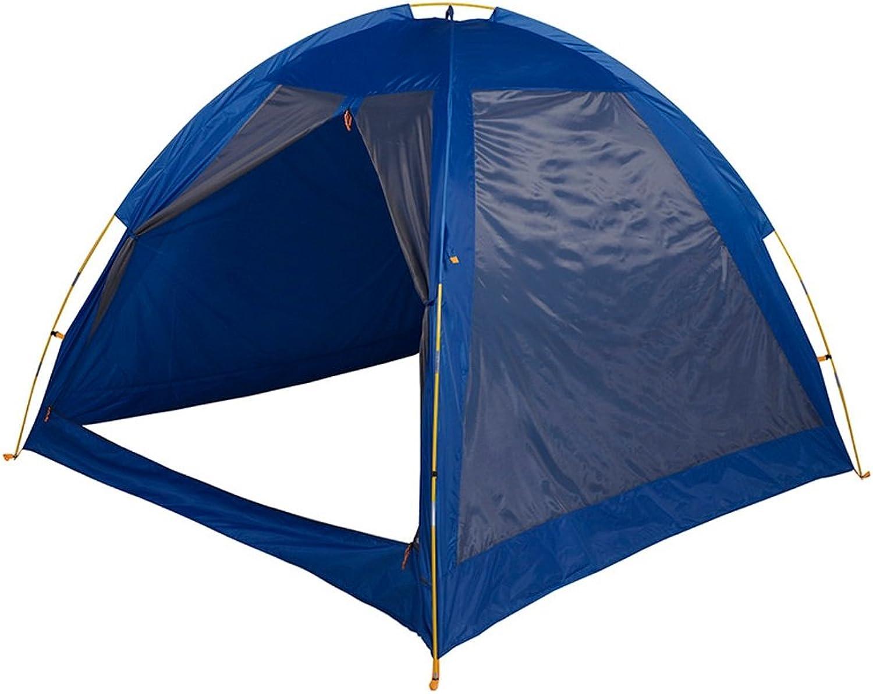 Kuppelzelte Outdoor Zelt Park Strand Vier Personen Single Layer Freizeit Konto Camping Sonnencreme Zelt Rollsnownow