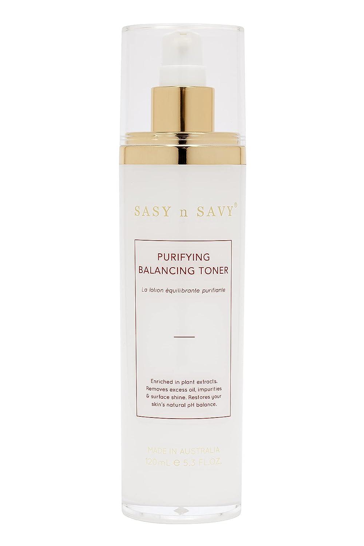 Sasy n Minneapolis Mall Savy Natural Purifying Directly managed store Balancing o - Fl 5.3 Facial Toner