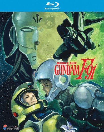 Mobile Suit Gundam F91 Blu-ray Collection