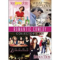 Romantic Comedy Collector's Set (See Jane Date / What I Did for Love / Luminarias / School for Seduction)