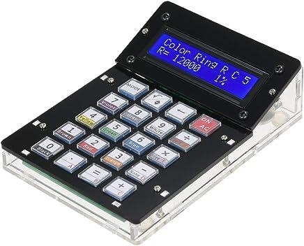 ROUHO Fai Da Te Calcolatrice Contatore Kit Calcolatrice DIY Kit LCD Multiuso Calcolatrice Elettronica - Trova i prezzi più bassi