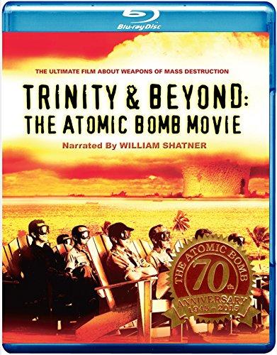 Trinity and Beyond - the Atomic Bomb Movie [Blu-ray]