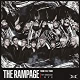 THE RAMPAGE from EXILE TRIBE「INVISIBLE LOVE」のジャケット画像