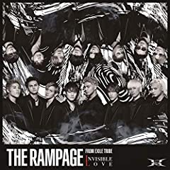 THE RAMPAGE from EXILE TRIBE「INTO THE LIGHT」のジャケット画像