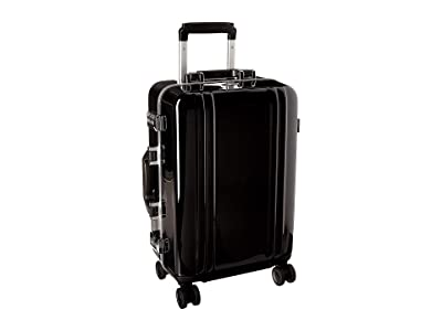 Travelpro Platinum(r) Elite Carry-On Rolling Garment Bag (Shadow Black) Luggage