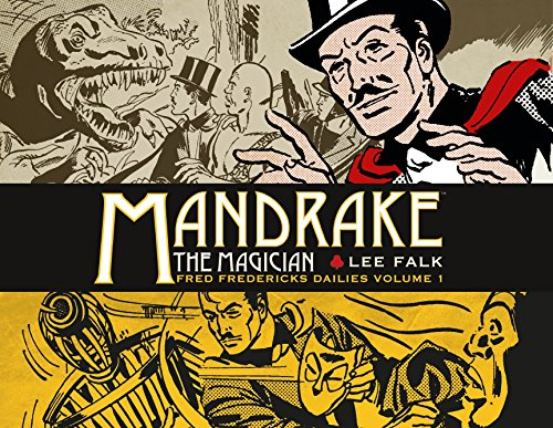 Mandrake in the Lost World: The Dailies, Vol. 1 (Mandrake the Magician: the Dailes)