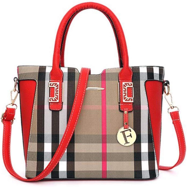 Fashion Women's Handbag Autumn and Winter Single Shoulder Bag Atmospheric Fashion Hundred Sets Temperament Single Shoulder Bag Slant Bag