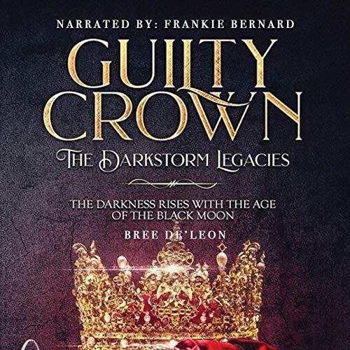 Guilty Crown audiobook cover art