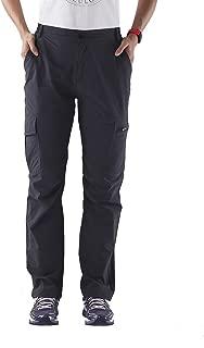 Women's Quick Dry Water Resistant Hiking Cargo Pants