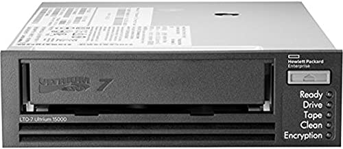 HPE StoreEver LTO-7 Ultrium 15000 Internal Tape Drive (BB873A)