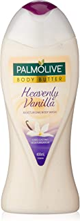 Palmolive Body Butter Heavenly Vanilla Moisturising Body Wash 400mL