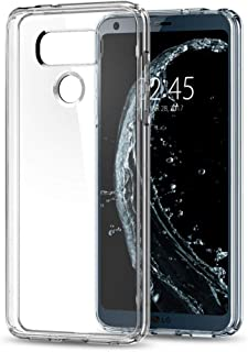 Slim Transparent Ultra-Thin TPU Protective Case Cover for LG G6 - Clear