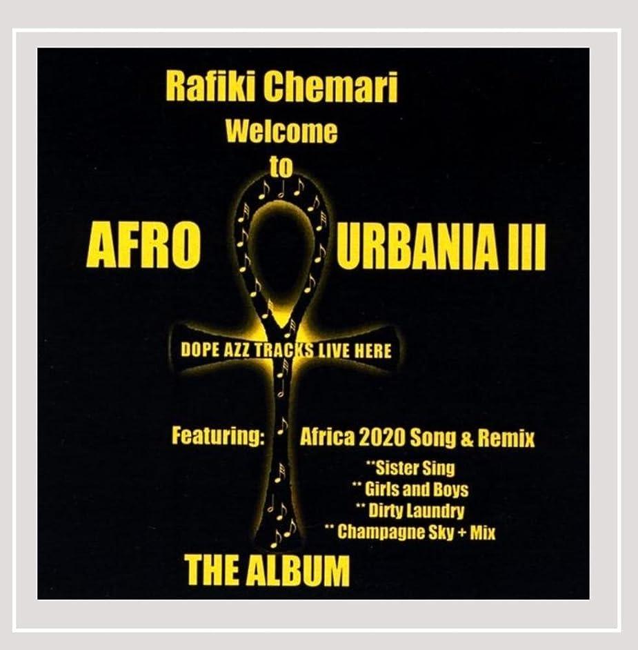 Welcome to AfroUrbania III The Album