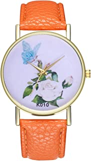 Female Watch for Small Wrist,Women Watches,Stainless Steel Watches for Women,Ladies Wrist Watches on Clearance (Yellow)