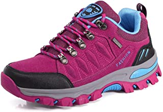 PEALAND Womens Hiking Boots of Lightweight and Wear-Resistant Outdoor Shoes for Women