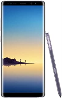 Samsung Galaxy Note 8 SM-N950U 64GB Orchid Gray T-Mobile - Renewed