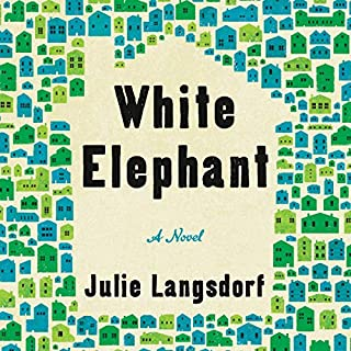 White Elephant audiobook cover art