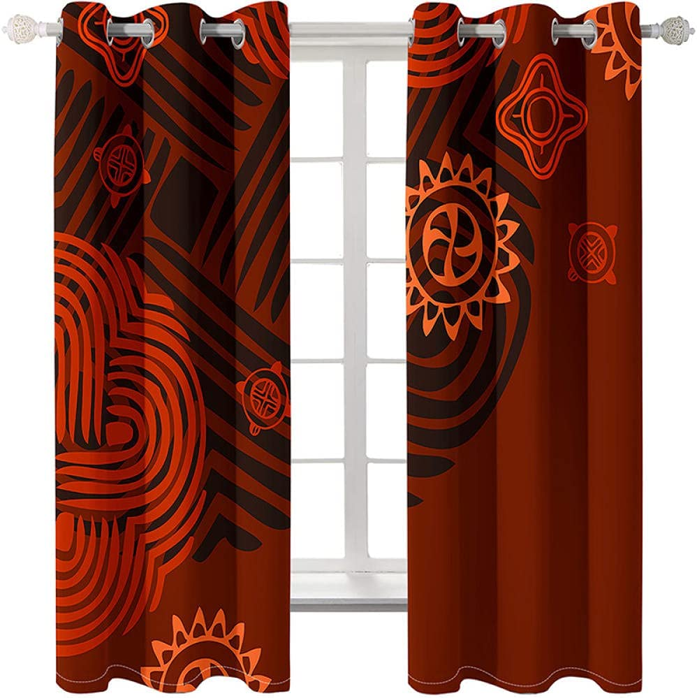 Blackout Curtains 2 Panels Super Special SALE Cheap mail order specialty store held 52
