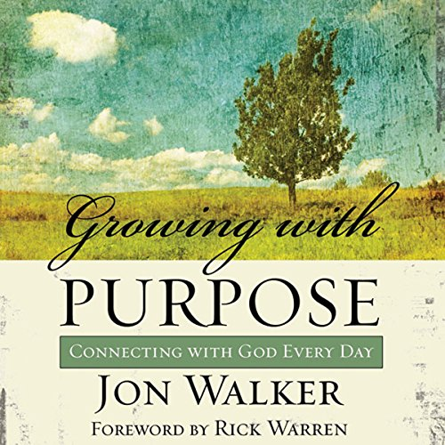 Growing with Purpose audiobook cover art