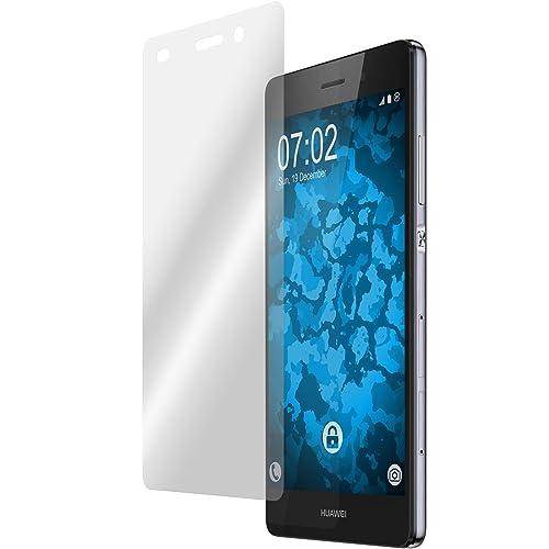 PhoneNatic 4 x Film de Protectionclair pour Huawei P8 Lite 2015 (1.Gen.) Protecteurs Écran