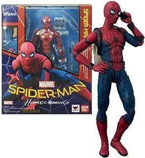 Spiderman - Sending a bag with a finger - PVC ( Color : Natural )