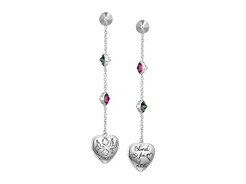 Gucci Blind for Love Drop Earrings