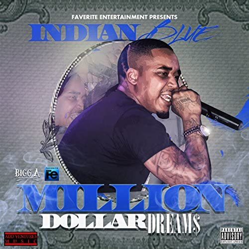 Indian Blue feat. Hosted by DJ Carisma