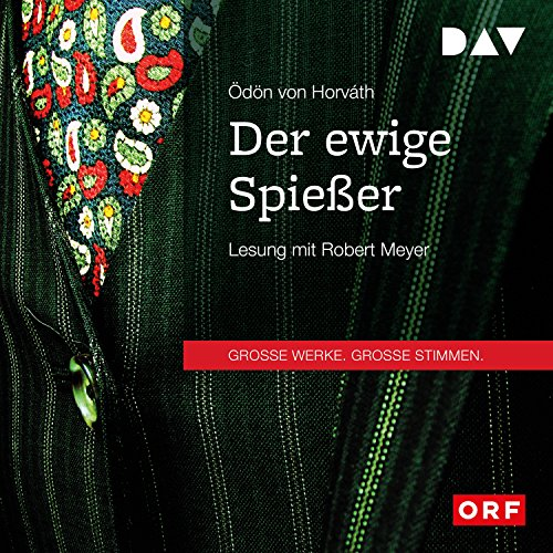 Der ewige Spießer audiobook cover art
