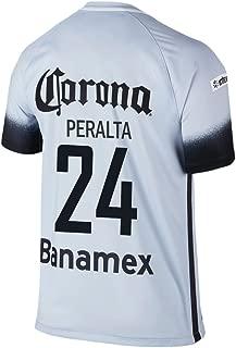 NIKE Peralta #24 Club América Stadium Decept Third Jersey 2016