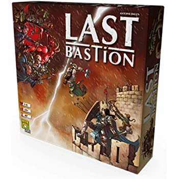Asmodee Italia Last Bastion 8411 - Juego de Mesa: Amazon.es ...