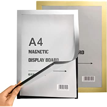 5 portafoto in formato A4 210mm x 297mm Clear DISPLAY4TOP