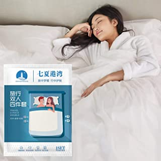 Yutianli Disposable Bed Sheets, Quilt Cover and Pillow...