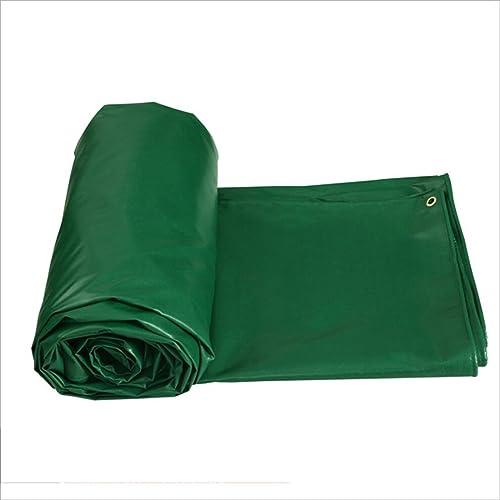 ZfgG Bache de Prougeection supérieure enduite de PVC (450 GR   m2) - Absolument Hiver et imperméable à l'eau Une variété de Tailles de bache sont Disponibles (Taille   4m × 4m)