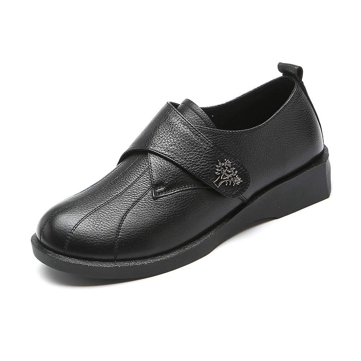 ミキサーどんよりした職業[実りの秋] シニアシューズ レディース 25.0CMまで お年寄りシューズ マジックテープ 疲れにくい 滑り止め 婦人靴 モカシン 介護用 軽量 安定感 通気性 高齢者 母の日 敬老の日 通年