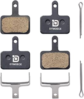 Best Dymoece 2 Pairs Bicycle Disc Brake Pads for Shimano Deore Tektro TRP(Resin,Semi-Metallic,Sintered Metal) SCP-S Review